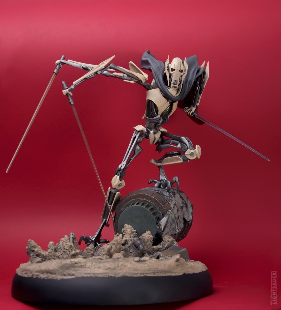 Hunt for the Jedi' - Shaak Ti VS General Grievous.